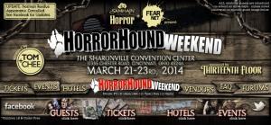 Horrorhound weekend