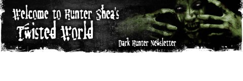 Dark Hunter Zombie Banner