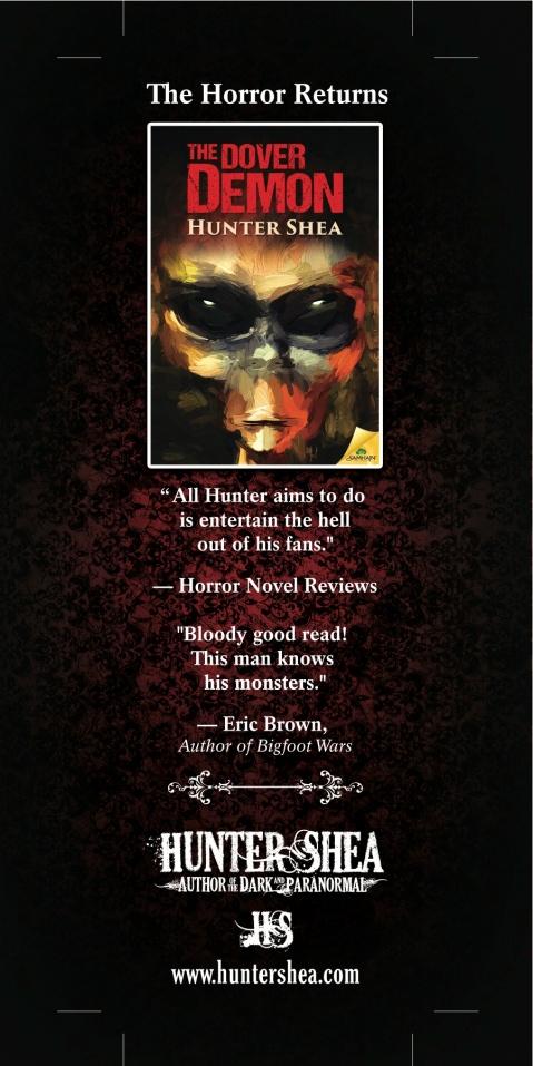 Dover Demon Bookmark jpg
