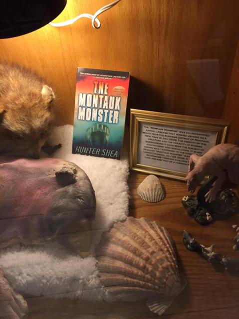 Montauk Monster Crypto Museum