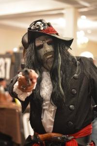 Dead pirate