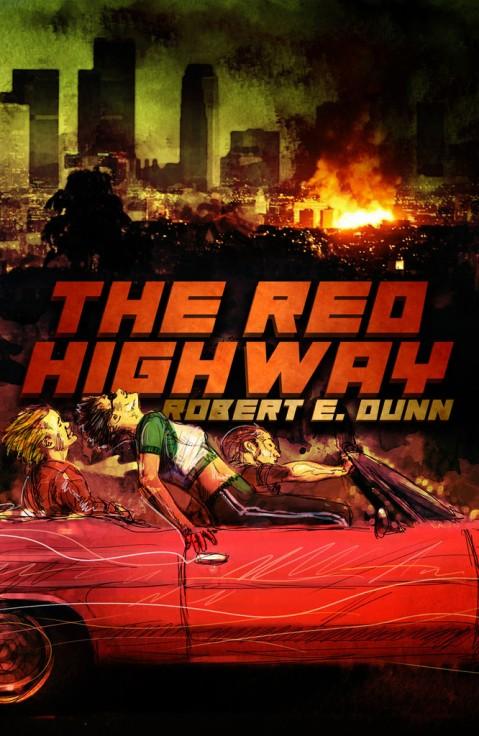 red highway
