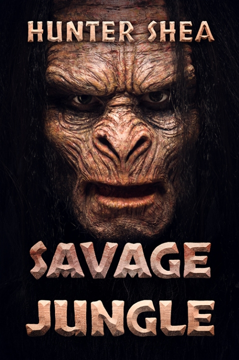 Savage Jungle Cover