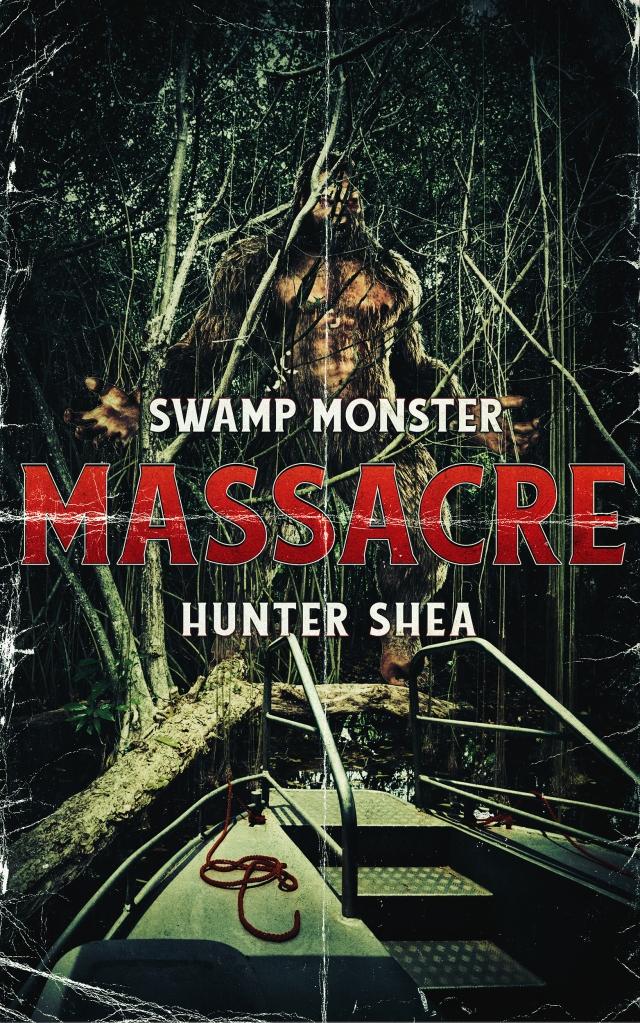 Swamp Monster cover 2017