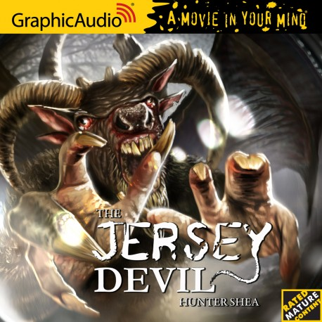 jerseydevil audio book