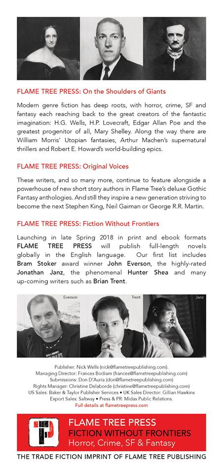 Flame Tree Press Releaase