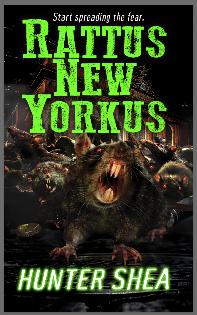 Rattus New Yorkus cover