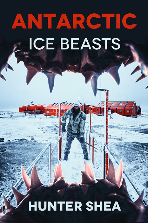 antarctic ice beasts cover