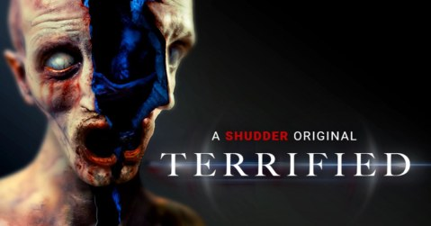 terrified movie