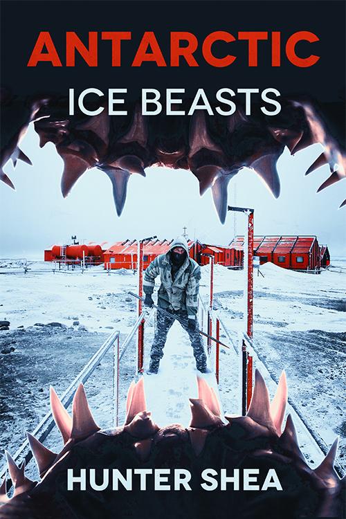 Antarctic Ice Beasts Cover